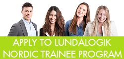 Lundalogik AS - Lundalogik Nordic Trainee Program 2017